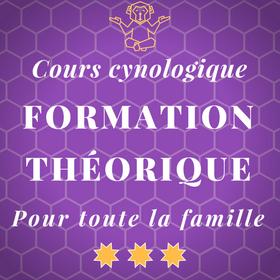 Cours théoriques de formation cynologique